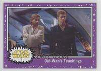 Obi-Wan's Teachings