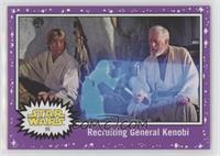 Recruiting General Kenobi