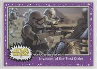 Invasion of the First Order