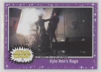 Kylo Ren's Rage