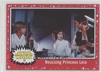 Rescuing Princess Leia