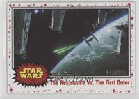 The Resistance Vs. The First Order #/199