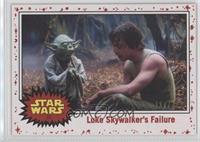 Luke Skywalker's Failure #/199