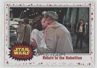Return to the Rebellion #/199