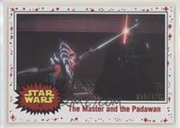 The Master and the Padawan #/199