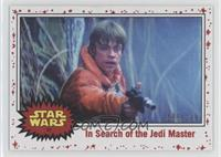 In Search of the Jedi Master #/199