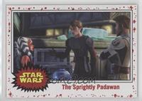 The Sprightly Padawan #/199