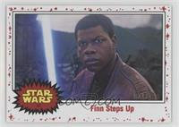 Finn Steps Up #/199
