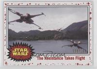 The Resistance Takes Flight #/199