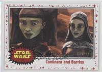 Luminara and Barriss #/199