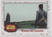 Meeting Luke Skywalker #/199