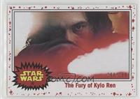The Fury of Kylo Ren #/199
