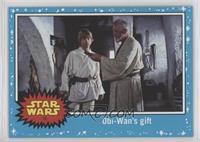Obi-Wan's gift