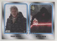 Han Solo, Kylo Ren