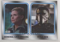 General Leia Organa, Kylo Ren