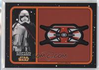 Captain Phasma (Tie Fighter) /99