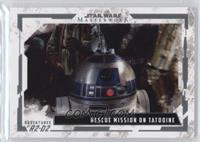 Rescue Mission on Tatooine