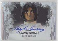 Taylor Gray as Ezra Bridger #/50