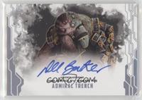 Dee Bradley Baker as Admiral Trench