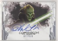 Phil LaMarr as Kit Fisto