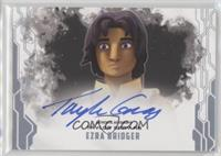 Taylor Gray as Ezra Bridger