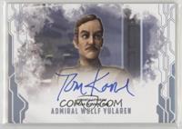 Tom Kane as Admiral Wullf Yularen