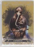 Chewbacca #/25
