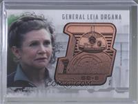 General Leia Organa [EXtoNM] #/150