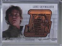 Luke Skywalker #/150