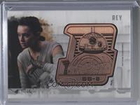 Rey , BB-8 #/150