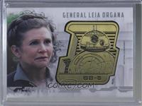General Leia Organa #/25