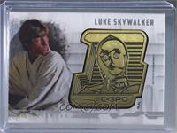 Luke Skywalker #/25