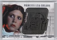Princess Leia Organa #/40