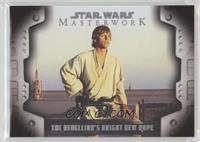 The Rebellion's Bright New Hope