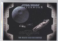 The Death Star Destroyed