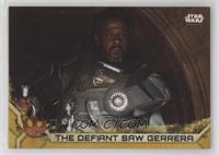 The Defiant Saw Gerrera /50