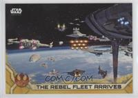 The Rebel Fleet Arrives /50
