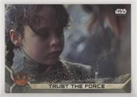 Trust The Force [EX to NM] #/100