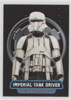Imperial Tank Driver