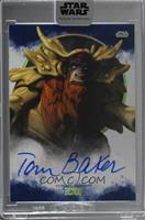 Tom Baker as Bendu /25 [Uncirculated]