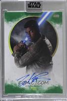 John Boyega as Finn [Uncirculated] #/20