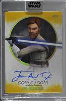 James Arnold Taylor as Obi-Wan Kenobi /5 [Uncirculated]