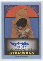 Rusty Goffe as Jawa #/25