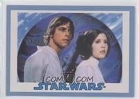 Luke Skywalker & Princess Leia Organa /75