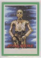 C-3PO #/40