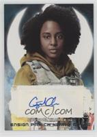 Crystal Clarke as Ensign Pamich Nerro Goode