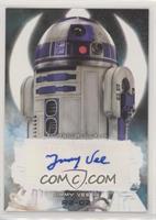Jimmy Vee, R2-D2