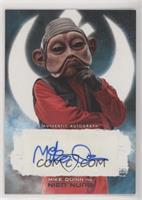 Mike Quinn as Nien Nunb