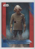 Admiral Ackbar [EX to NM]