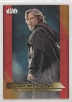 Luke Skywalker [EX to NM] #/25